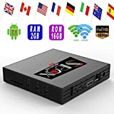 Live IPTV Receiver Box with 2 Years Service + 4500+ Global Channels from