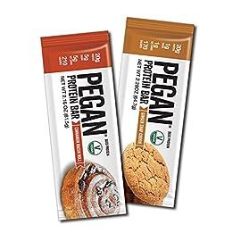 Pegan-Protein-Bar-Variety-Pack-12-Bars-20g-Organic-Protein-2-Flavors-VeganPaleo