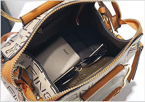 Mode Sacs en Cuir 20 Centrale 18cm Sacs bandoulière à croisés PU fourre à bandoulière Sacoche d'unité Gold LIGYM La 13 Tout Aw4585