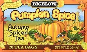 Bigelow® Pumpkin Spice Tea (Box of 20)