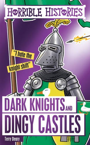 book cover of Dark Knights and Dingy Castles