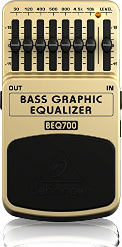 Behringer Graphic Equalizer Keyboard Ultimate
