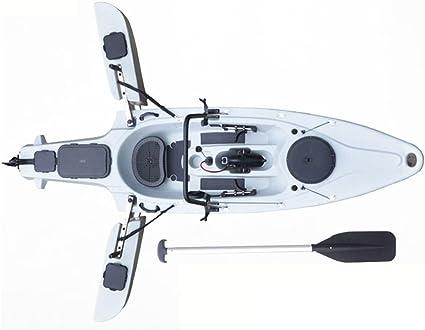 Amazon.com: Fissot Kayak a motor, canoa para pesca, de ...