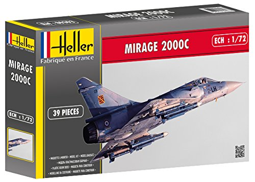 Heller Mirage 2000C Airplane Model Building Kit