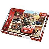 Trefl - 13208 - Puzzle - Disney Cars - La Randonnée - 200 Pièces