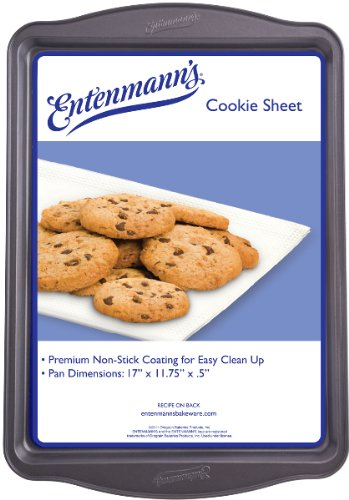 Entenmann's Bakeware Classic Cookie Sheet - M (pack Of 12)