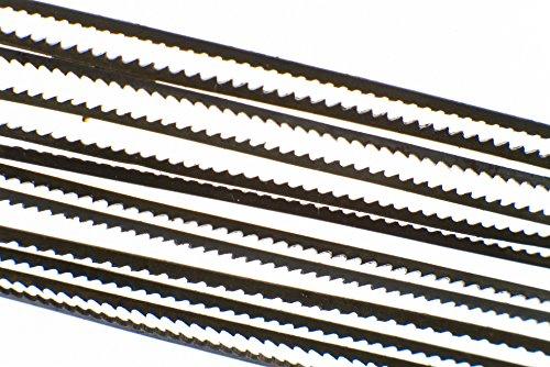 144 Saw Blades Jewelers Hand Saw Metal Cutting Tool 2/0