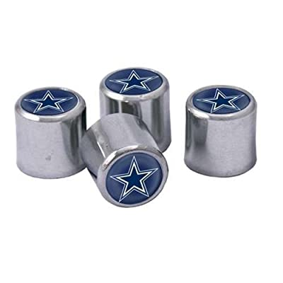 Stockdale Dallas Cowboys Valve Stem Covers: Sports & Outdoors