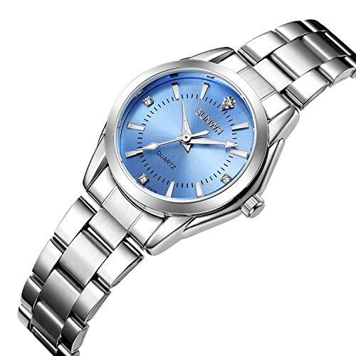Women's Watches Gorgeous Luxury Dress Casual Fashion Waterproof Watches Diamond Rhinestone Quartz...