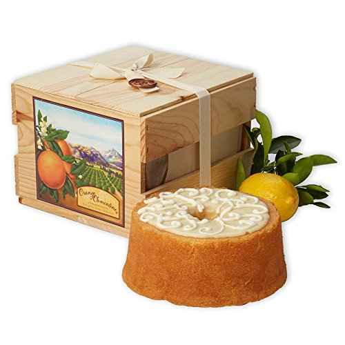 California Lemon Cake Gift Crate