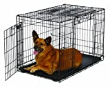MidWest Homes for Pets Ovation Double Door Dog Crate - 36-Inch