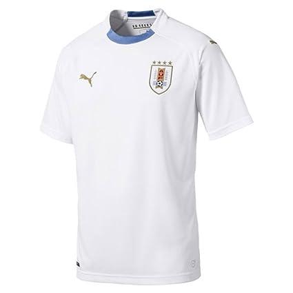 18be37a8e PUMA 2018-2019 Uruguay Away Football Shirt