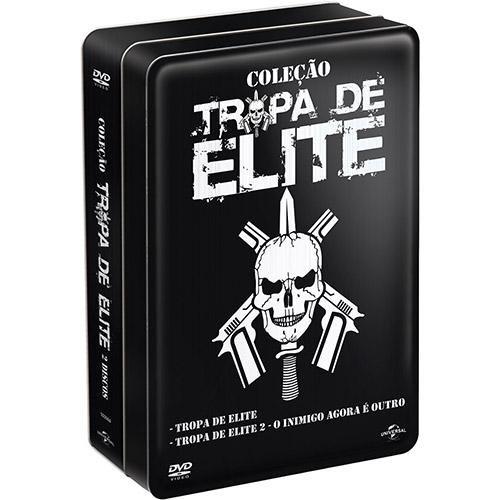 Coleção Tropa de Elite - Edição Colecionador (2 - Tropa De Elite 2