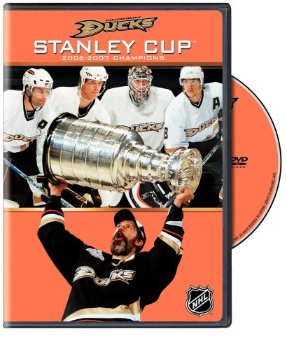 Anaheim Ducks - NHL Stanley Cup 2006-2007 Champions by Warner Manufacturing