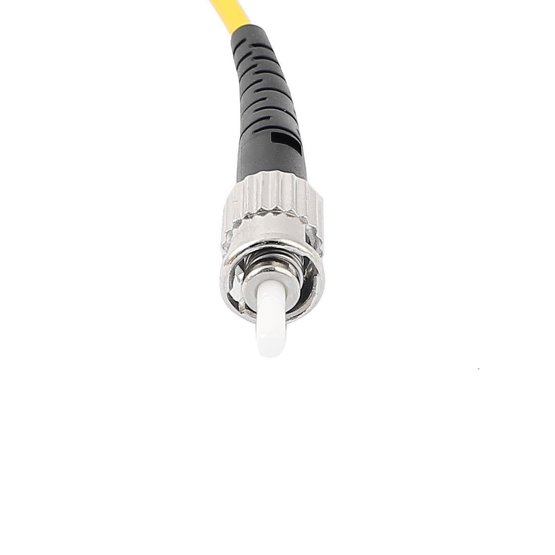Amazon.com: Cord eDealMax 5M 16.4ft Cable de Puente Simplex Monomodo ST-ST fibra óptica Patch: Industrial & Scientific