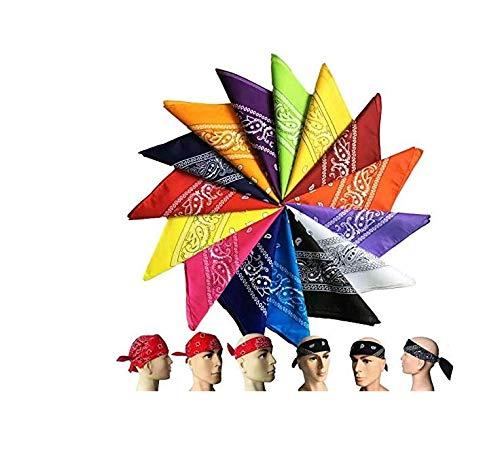1pcs Multifonction Headwear Bandana Cyclisme Bandeau Mouchoir