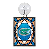 NCAA Florida Gators Stained Glass Ornament