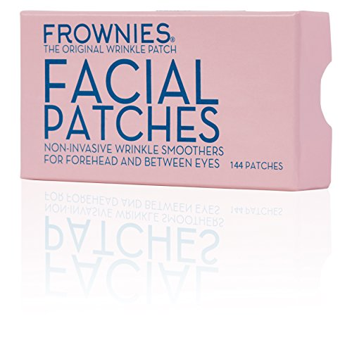Frownies Facial Pads, Use on Forehead and Between Eyes 144 ea by Frownies