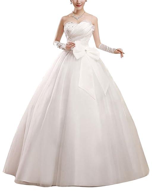 Boda Vestido De Dama De Honor De La Novia Vestido Vintage Vestido Para Mujeres Beige L