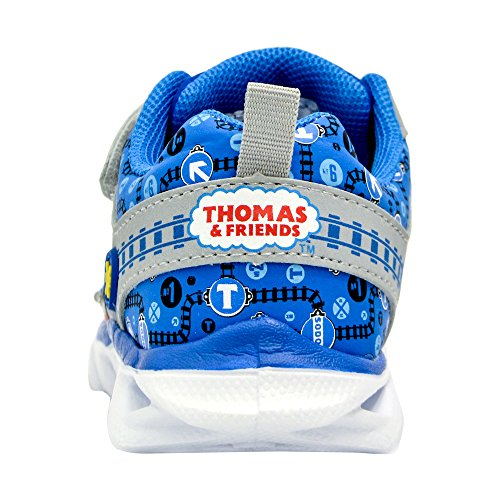 Kids Toddler Boys Thomas The Tank Engine Light up Sneakers Blue Size 5 by Thomas And Friend (Image #3)