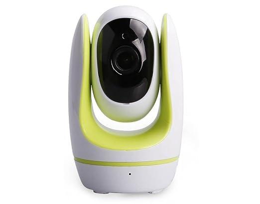 3 opinioni per Foscam Fosbaby Verde, Telecamera IP wireless HD 1.0 MP, H.264, 90°, Wireless, HD