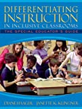 img - for Differentiating Instruction in Inclusive Classrooms: The Special Educator's Guide book / textbook / text book