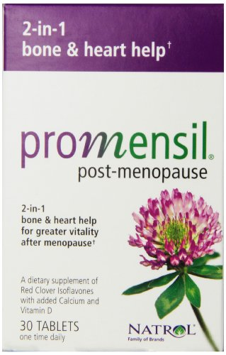 Promensil Post-Menopause Supplement Tablets, 30-Count