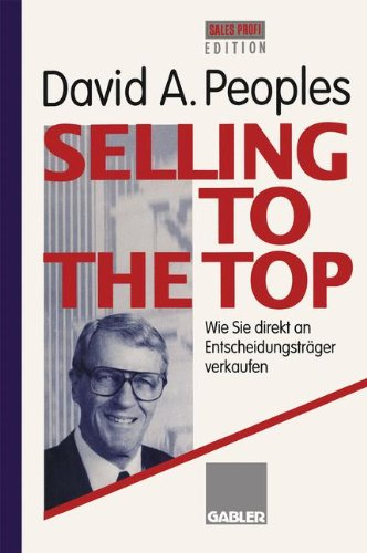 Selling to the Top