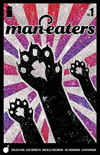 MAN-EATERS #1 GLITTER CVR
