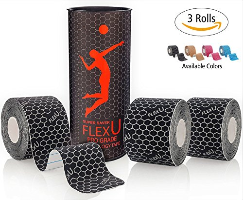FlexU Kinesiology Flexibility Properties Therapeutic product image