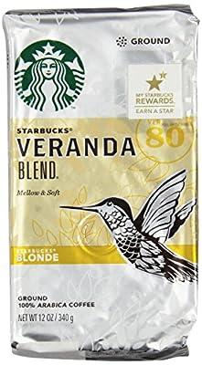 Starbucks Veranda Ground Coffee 12oz - 3 Pack