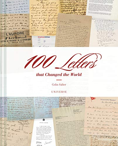 Salter Letter - 100 Letters That Changed the World
