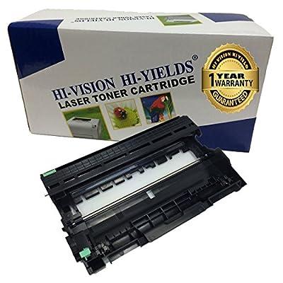 HI-VISION® Compatible (12,000 Page) Dell 593-BBKE (WRX5T) Imaging Drum Unit Replacement for E310DW, E514DW, E515DN, E515DW (1 Pack)