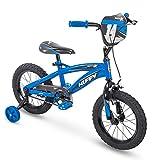 Huffy Moto X - Ruedas de Entrenamiento para Bicicleta y Ruedas de 12 Pulgadas, 14 Pulgadas, 16 Pulgadas, 18 Pulgadas