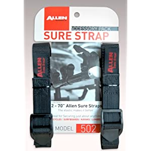 Allen Sports Rack Sure Strap Accessory Kit