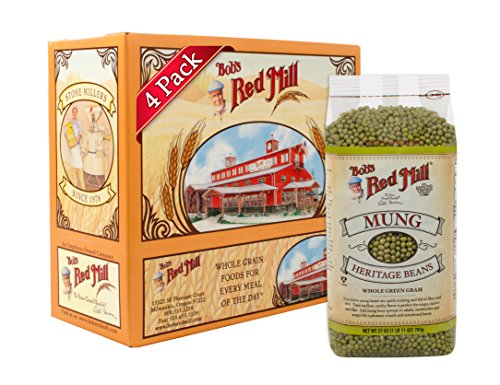 Bob's Red Mill Mung Beans, 27 Ounce (Pack of 4)