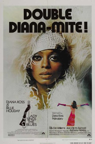 Pop Culture Graphics Lady Sings The Blues Poster Movie E 11x17 Diana Ross Billy Dee Williams Richard Pryor James Callahan (Billy Dee Williams Lady Sings The Blues)