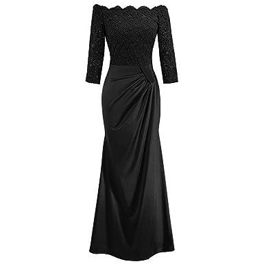 Fishtail Evening Dress 1950