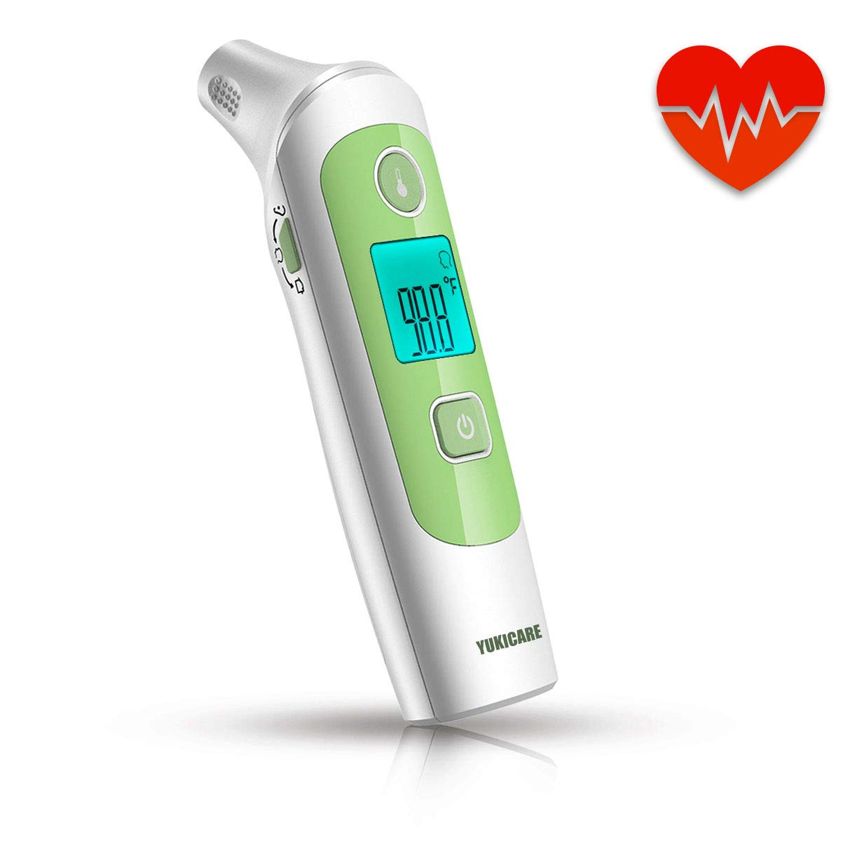 Amazon.com: Baby Ear and Forehead Thermometer, Digital Infrared Instant Medical Thermometer Professional for Infants, Toddler, Adults and Objects - CE and ...