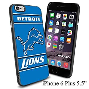 diy zhengNFL LION DETROIT , Cool Ipod Touch 5 5th Smartphone Case Cover Collector iphone TPU Rubber Case Black