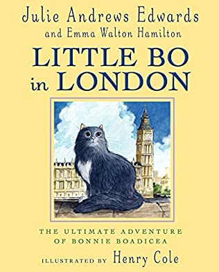 book cover of Little Bo in London