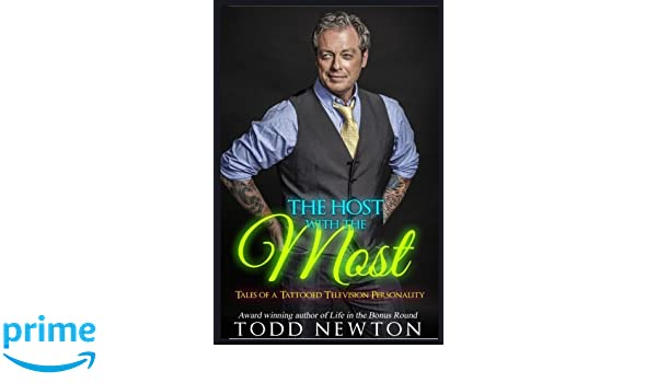 The Host With The Most: Tales Of A Tattooed Television