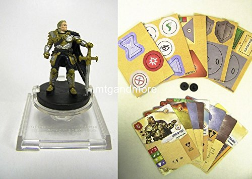Dungeons and Dragons D & D Attack Wing OP Kit Miniature Human Paladin