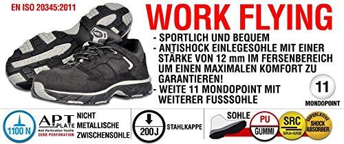 Cofra jv030–000.w47New Predator S3SRC calzature di sicurezza dimensioni 47blu