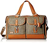 Hartmann Tweed Collection Legacy Duffel, Natural Tweed, One Size For Sale