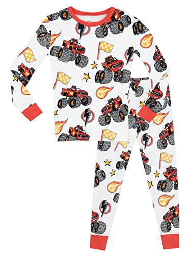 Blaze and the Monster Machines Blaze & The Monster Machines Boys Pajamas Size 5