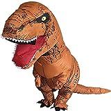 Splendoress T Rex Dinosaur Costume-Funniest Trex Inflatable Adult Dragon-Huge Blow Up T-Rex