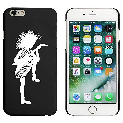 Schwarz 'Felsenküken' Hülle für iPhone 6 u. 6s (MC00022353)