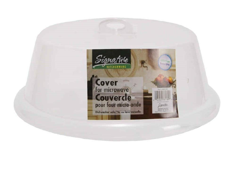 Microwave Plate Cover (12'')