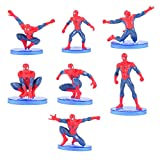 Limited Edition Spiderman 7 pcs Set (Essential Collection)